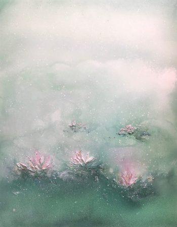 28.Lily Pond Series III 1000x1260