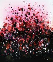 45.Blackberry Winter 60x70. Acrylic_mixed media on block canvas unframed £720